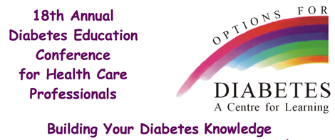 18th Annual Diabetes Education Conference for Health Care Professionals
