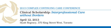 Complex Continuing Care Conference